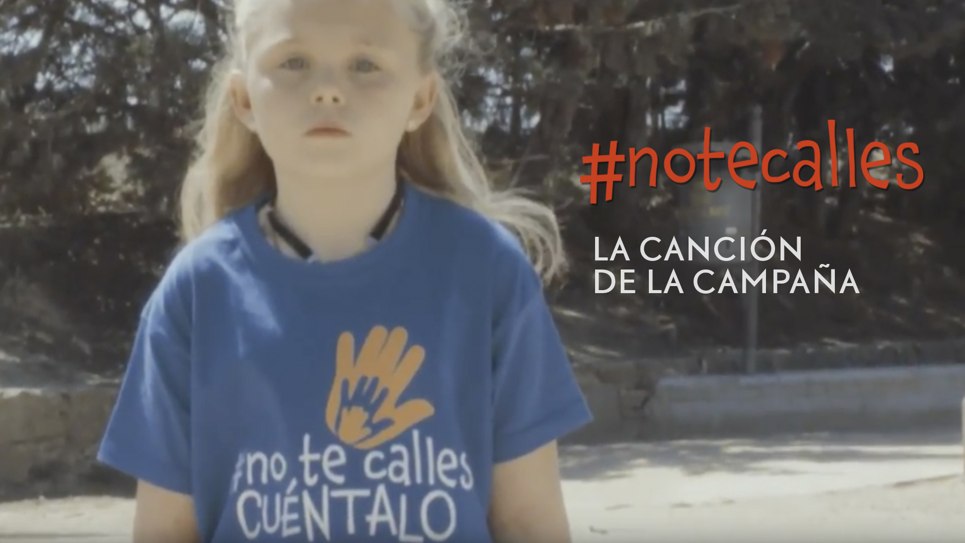 Canción #notecalles