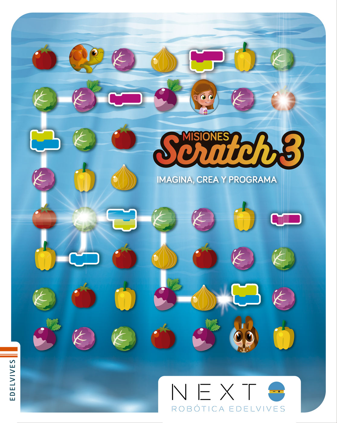 Scratch 3. Next Robótica Edelvives