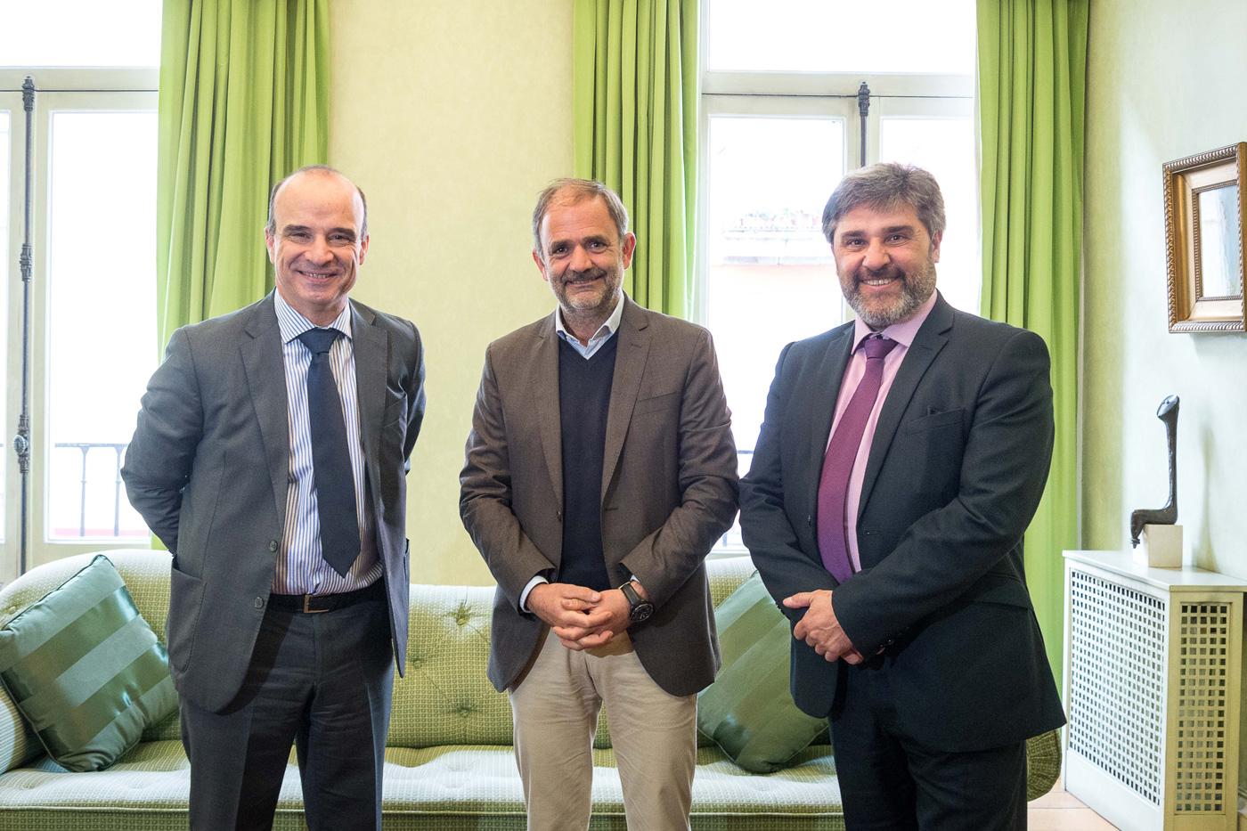 Acuerdo entre la Fundación Edelvives y la Fundación Botín